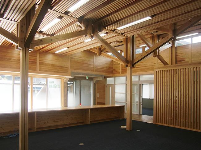印南町庁舎 | 株式会社 岡本設計