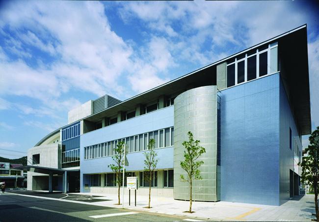 海南市保健福祉センター