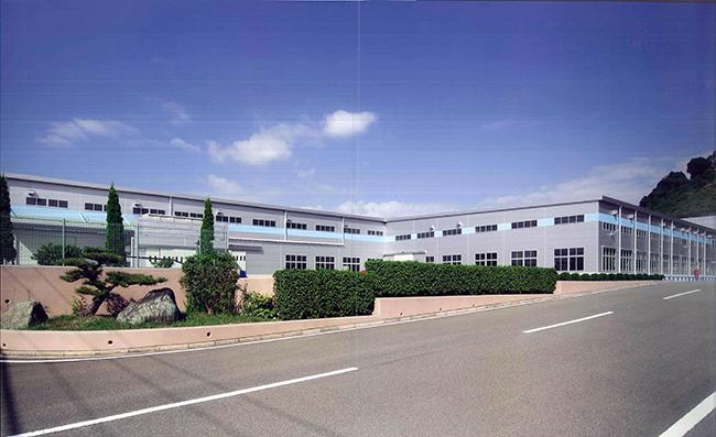 紀州ファスナー工業株式会社 御坊工場